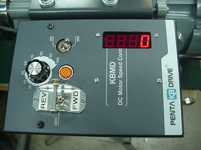 Dcmotor180 for Kbmd dc motor speed control