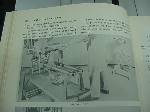 Power tool woodworking for everyone book